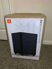 "JBL - 10"" 150W Wireless Powered Subwoofer (Each) - Black"