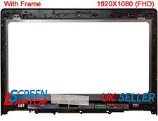 "14"" Portátil Pantalla Táctil Vidrio LCD Montaje Para Lenovo Yoga 500-14IBD"