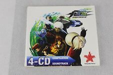 The King Of Fighters XIII - 4 - CD Compilation Soundtrack - New and Sealed - 13