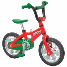 Presale My First Bicycle 2017 Hallmark Ornament Red Bike Snowflakes Kids Toys