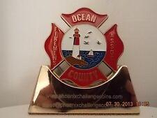 Ocean County Fireman's LODD Memorial Coin 2013