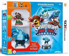 Skylanders Trap Team Starter Pack 3DS - totalmente in italiano