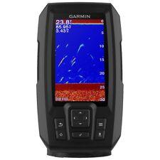 Garmin Fishfinder Striker Plus 4 w/Transducer! Bonus: Fishfinder Mount Included