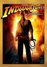 Indiana Jones and the Kingdom of the Crystal Skull Special Edt DVD w/ Slipcover