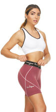 Thermajane Yoga Compression Workout Shorts for Women