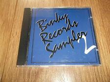 "VARIOUS "" BINKY RECORDS SAMPLER 2 "" 17 TRACK CD ALBUM EXCELLENT"