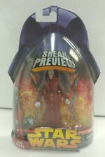 Star Wars Revenge of the Sith Sneak Preview #2 Tion Medon Figure NEW 2005