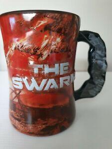 Thorpe Park The Swarm Large Mug Ceramic Merlin Entertainments Group 2012 Used