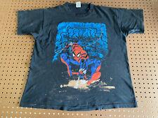 XL - Vtg 1996 Spiderman Marvel Comics Single Stitch Spider-man 90s T-shirt USA