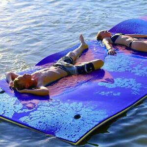 2/3 Layer Anti-tear XPE Foam Floating Pad Water Blanket Water Floating Bed Pad