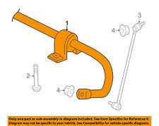 AUDI OEM 15-16 Q3 Stabilizer Sway Bar-Front-Bar 3C0411303AA