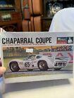 MONOGRAM PC-142 Chaparral 2D Coupe Prototype Sports Racer Car 1/24 McM KIT FS photo