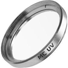 37mm Ø mc filtro UV vergütet plata para cámaras con 37 mm einschraubanschluss