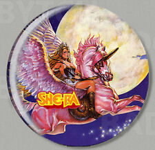 SHE-RA ROUND FRIDGE MAGNET - CLASSIC 80's COOL!