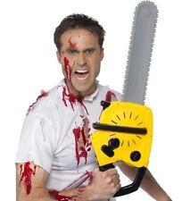 Vestito per Halloween Finto Horror motosega con Suoni & Batterie incluso Smiffys