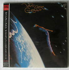 VAN DER GRAAF GENERATOR - The Quiet Zone The Pleasure Dome  JAPAN MINI LP CD NEU