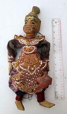 "VERY NICE Old ""Ramayana Epic"" Puppet Marionette Monkey God Hanuman"
