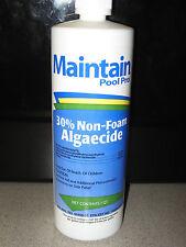 Maintain 30% Non-Foam Algaecide 1 Qt