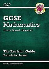 Gcse mathematics de excel linear the revision guide foundation level, , Very Goo