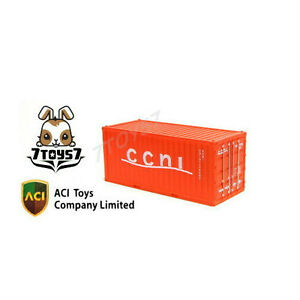 ACI 1/150 20 Feet Container_ CCNI _N Gauge Diorama AT016A