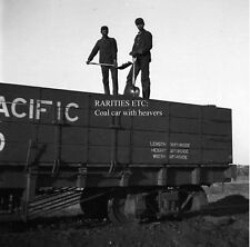 Railroad and crews Horace, Kansas 8 negatives circa 1906 ghost town of Lomax