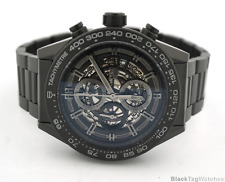 TAG Heuer Automatic Carrera Calibre Heuer 01 Ceramic Skeleton car2a91.bh0742