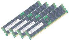 4x 16gb 64gb ddr3 micron ECC RAM para Apple Mac Pro 4,1 5,1 1333 MHz pc3-10600r