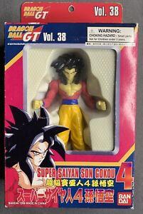 BANDAI DRAGONBALL GT SUPER BATTLE COLLECTION - SUPER SAIYAN SON GOKOU 4 VOL. 38