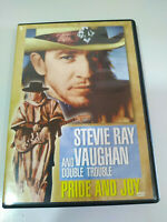 Stevie Ray Vaughan and Double Trouble Pride and Joy - DVD Region All - 3T