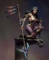 1/32 54mm Resin Figure Model Kit Sexy Girl Bloodrayne Warrior Unpainted Unassamb