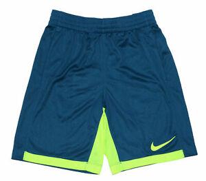 Nike Boys Dri-Fit Shorts Sports Running Basketball Football Size Medium NWT