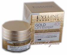 Eveline GOLD LIFT EXPERT STRAFFUNG CREME - SERUM MIT 24K GOLD 40+ Antifalten
