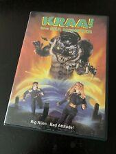 Kraa the Sea Monster (DVD, 2003)