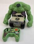 Jakks 2015 Incredible Hulk Remote Control Smash Car - Marvel Avengers - WORKS!