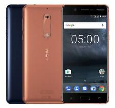 "Original Nokia 5 Dual SIM 4G LTE 16GB ROM 2GB RAM 13MP Android Phone 5.2"""