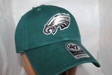 super popular b369d 43a0f Philadelphia Eagles  47 Brand NFL  47 Clean Up Cap,Hat Adj. Pull