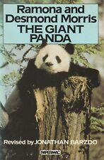 GIANT PANDA Ramona and Desmond Morris **GOOD COPY**