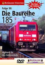 DVD Stars der Schiene 50 - Die Baureihe 185