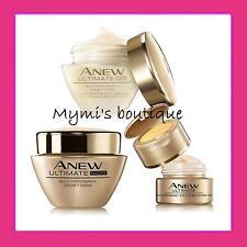 Set de soins anti-âge Anew Ultimate Avon - crème jour nuit + soin contour yeux