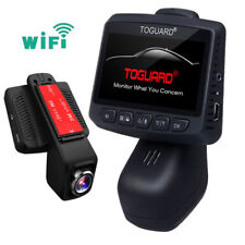 TOGUARD DashCam+WiFi Stealth FHD 1080P Camera Parking Monitor DVR Video Recorder