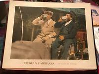 "His Majesty, The American 1919 silent 11x14"" lobby card Douglas Fairbanks Sr."