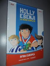 DVD N°26 LA SERIE COMPLETA HOLLY E BENJI DUE FUORICLASSE SFIDA EUROPEA