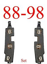 88 98 Chevy Tail Light Connector Plate Set, GMC, Warranty, GM2806101, GM2807101