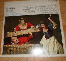DDR + Nicolai alegres ópera las divertidas tragamamadas de Windsor + LP eterna vinilo