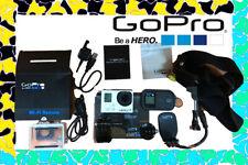 Gopro Hero 3 PLUS✓ WiFi Remote✓ Holders✓ 2x batteries✓ BAG✓