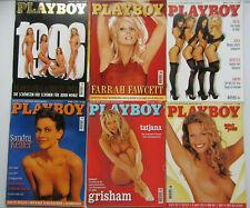 D - Playboy Jahrgang 1996, Uschi Obermaier, Samantha Fox, Tatjana Simic