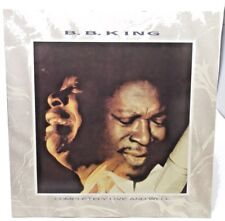 """B.B. King """" Completely Live and Well """" double LP"""