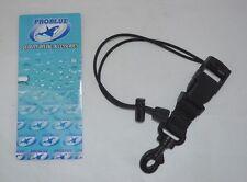 Scuba Diving Dive Lanyard Detachable Fast Tek & Clip /  Instrument strap
