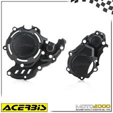 Acerbis X-power Protezioni Carter Cover Nero KTM HUSQVARNA EXC 250 350 2017 2020