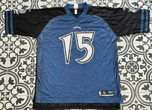 Minnesota Timberwolves Reebok Vintage NBA Basketball 2003 Jersey Size XL